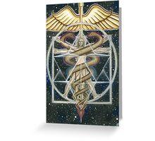 Healing Activation Greeting Card