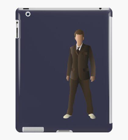 Tennant iPad Case/Skin