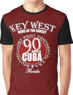 Home Of The Key West Graphic T-Shirt