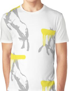 Censored Horse Graphic T-Shirt