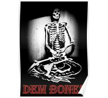 DEM BONES Poster