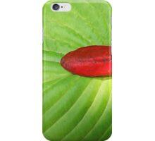 Hosta and Friend iPhone Case/Skin