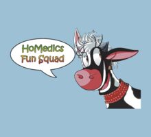 Fun Squad Cow Kids Tee