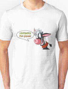 Fun Squad Cow Unisex T-Shirt