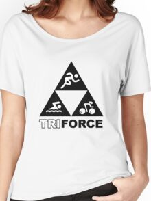 The TRIforce Women's Relaxed Fit T-Shirt