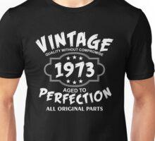 Vintage 1973  Unisex T-Shirt