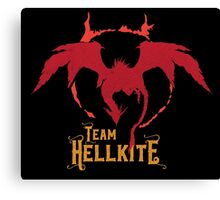 Team Hellkite Canvas Print