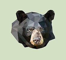 LP Bear by Alice Protin