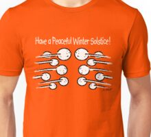 Have a Peaceful Winter Solstice! Unisex T-Shirt