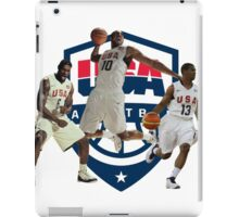 USA ROAD TO OLIMPIADE iPad Case/Skin