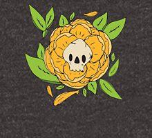 Skull Garden: Skull Peony Zipped Hoodie