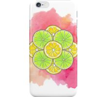 Sour and Sour iPhone Case/Skin