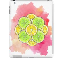 Sour and Sour iPad Case/Skin
