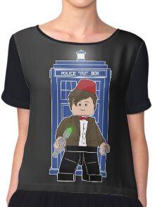 Lego Doctor Chiffon Top