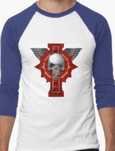 Riyoky Men's Baseball ¾ T-Shirt