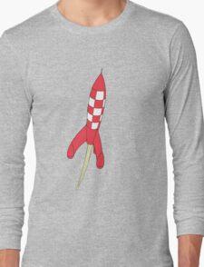 Awesome Rockship Long Sleeve T-Shirt