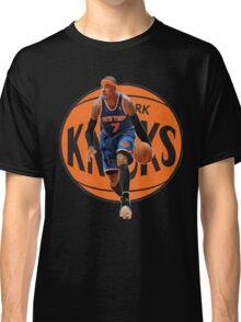 NY KNICKS WITH MELO Classic T-Shirt