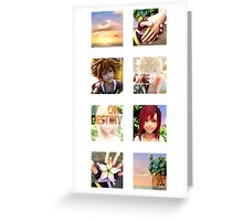 One Sky, One Destiny - 8 tile Greeting Card