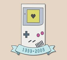 Rip Gameboy 1989-2008 Unisex T-Shirt