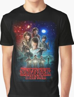 Stranger Things - Original Graphic T-Shirt