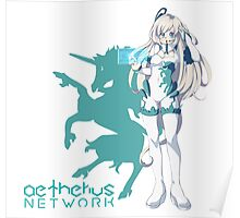 Aetherius Network no Moe Poster