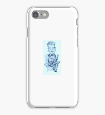 A katherine hepburn t? why not. iPhone Case/Skin
