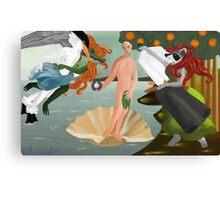 Rebirth of Rick Scott Canvas Print