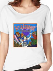 Turbo Graphics 16 - Keith Courage  Women's Relaxed Fit T-Shirt