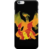 Charmender Evolution iPhone Case/Skin