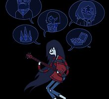 Singing Marceline by Michelle Gish