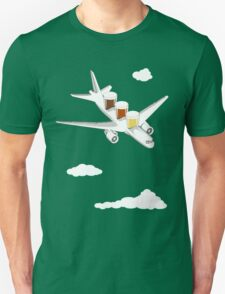 Beer Flight Unisex T-Shirt