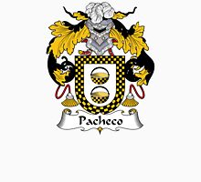 Pacheco Coat of Arms/ Pacheco Family Crest Unisex T-Shirt