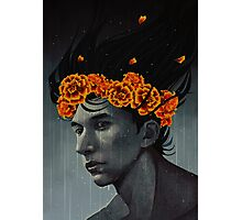 -Marigolds- Photographic Print