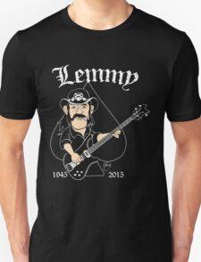 Lemmy Rocks Unisex T-Shirt