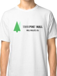 Twin Pines/Lone Pine Mall – BTTF, Optical Illusion Classic T-Shirt