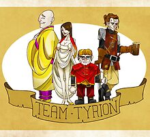 Team Tyrion by Earl Carpenter III
