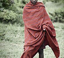 Masai #4 by António Jorge Nunes