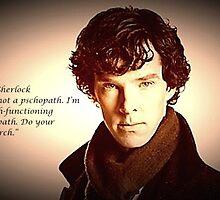 Sherlock by kiera1759