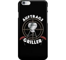 Profi Griller iPhone Case/Skin