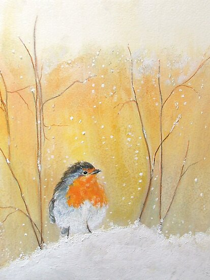 """""""Where's Those Berries"""" by Linda Woodward"""