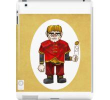 The Halfman iPad Case/Skin