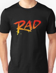 RAD BMX MOVIE 1986 Unisex T-Shirt