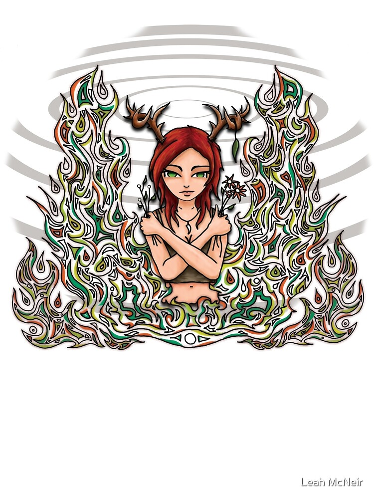 Daughter of Cernunnos by Leah McNeir