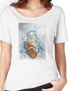 The Fox Queen Women's Relaxed Fit T-Shirt