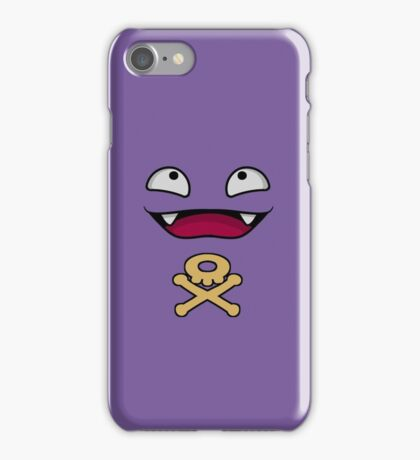 Koffing iPhone Case/Skin