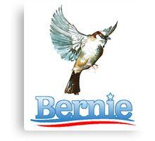 Birdy Sanders in flight 2020 Canvas Print