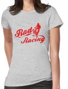 RAD BMX MOVIE HAND MADE Womens Fitted T-Shirt