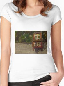 Country Chaie-PSS Women's Fitted Scoop T-Shirt