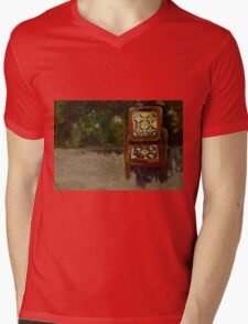 Country Chaie-PSS Mens V-Neck T-Shirt