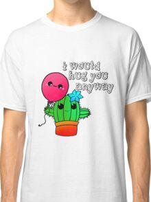 Happy Pretty Cactus Classic T-Shirt